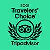 2021 Trip Advisors 2021 Travelers' Choice Award | Mel's Diner