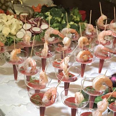 Catering - Shrimp Cocktails | Mel's Diner - Southwest Florida's Classic American Diner