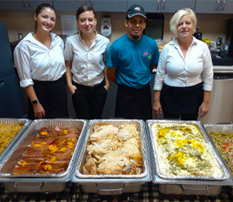 Catering | Mel's Diner - Southwest Florida's Classic American Diner