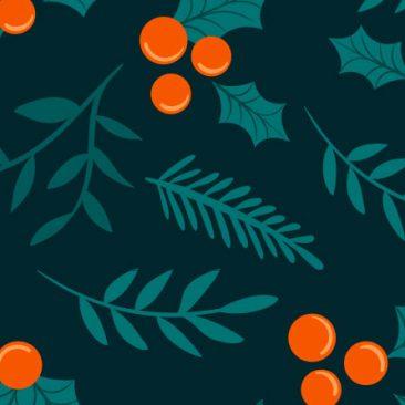 mels-diner-southwest-florida-christmas-holly-december
