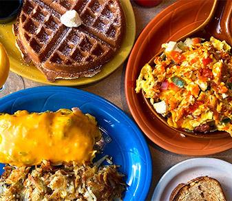 Breakfast | Mel's Diner - Southwest Florida's Classic American Diner