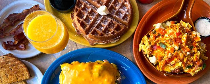 Breakfast | Mel's Diner - Southwest Florida's Classic American Diner