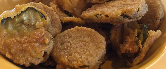 Fried Pickles | Mel's Diner - Southwest Florida's Classic American Diner