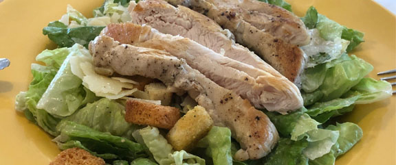 Chicken Salad | Mel's Diner - Southwest Florida's Classic American Diner