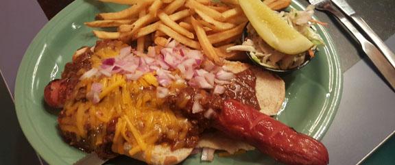 Hot Dog | Mel's Diner - Southwest Florida's Classic American Diner
