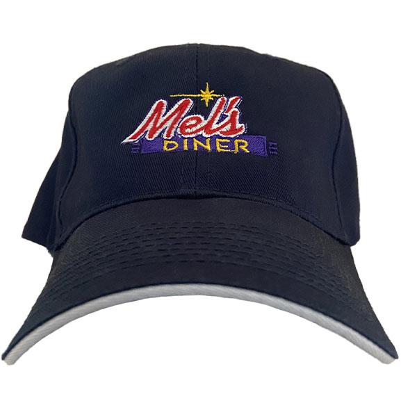 Mel's Diner Navy Hat | Mel's Diner - Southwest Florida's Classic American Diner