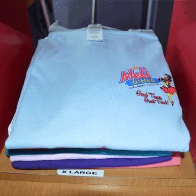 Shirt | Mel's Diner - Southwest Florida's Classic American Diner