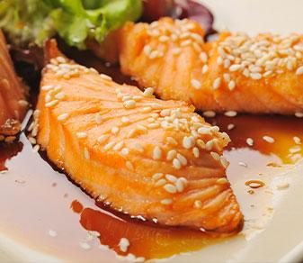 Salmon | Mel's Diner - Southwest Florida's Classic American Diner