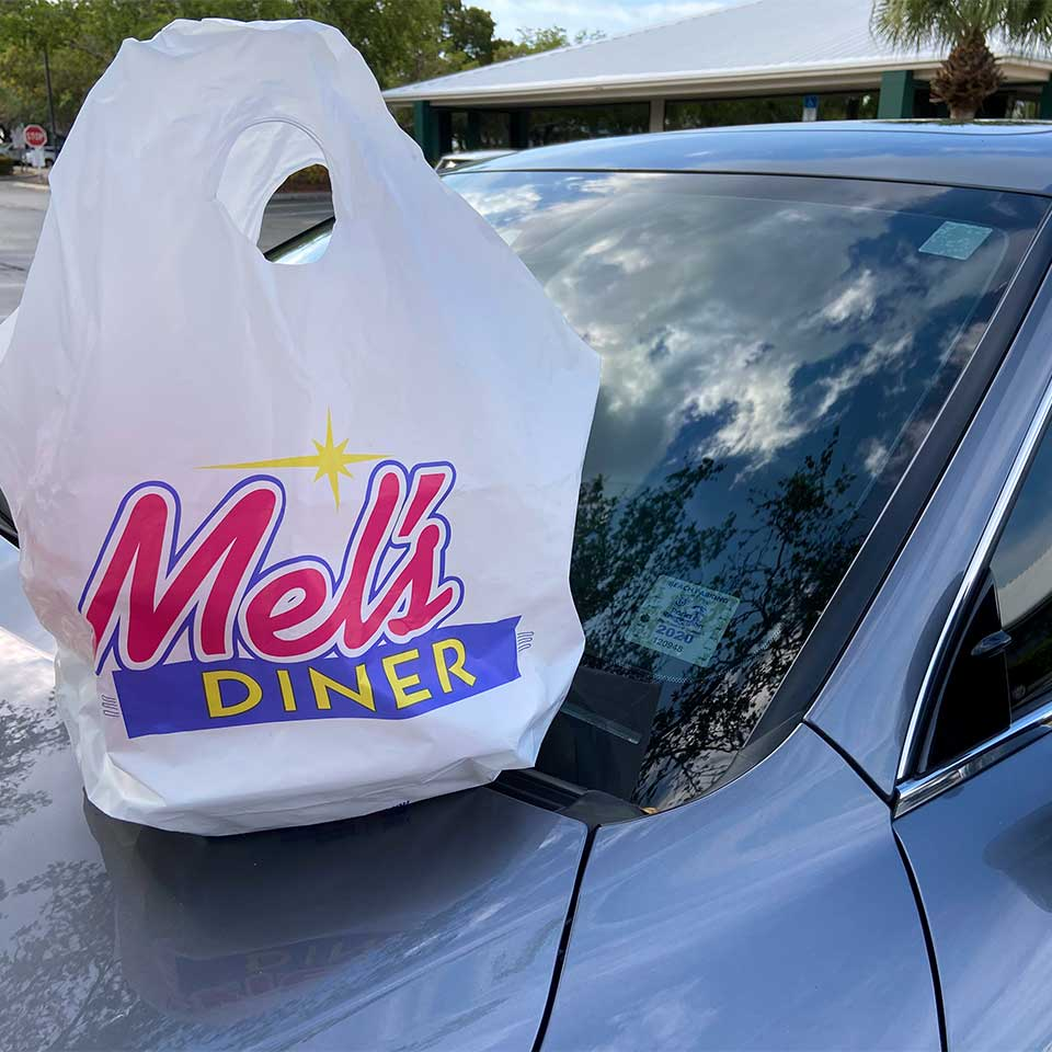 Free Delivery | Mel's Diner - Southwest Florida's Classic American Diner
